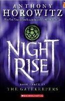 Walker Books Ltd THE POWER OF FIVE: NIGHTRISE (The Gatekeepers - Book 3) - Ho... cena od 248 Kč