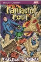 Pan Macmillan FANTASTIC FOUR: WHERE SANDMAN STALKS - STAN, Lee cena od 0 Kč