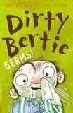 A & C Black Dirty Bertie: Germs! - MacDonald, A. cena od 149 Kč