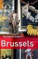 XXL obrazek Penguin Group UK Rough Guide to Brussels - DUNFORD, M., LEE, P.
