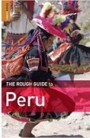 Penguin Group UK Rough Guide to Peru - JENKINS, D. cena od 448 Kč
