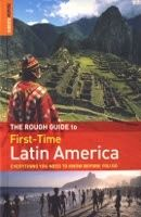 Penguin Group UK Rough Guide First-Time Latin America - BROWN, P., READ, J. cena od 388 Kč