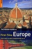 Penguin Group UK Rough Guide First-Time Europe - LANSKY, D. cena od 388 Kč