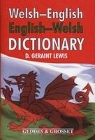 Různí dodavatelé - v EU WELSH - ENGLISH, ENGLISH - WELSH DICTIONARY - LEWIS, D. G. cena od 149 Kč