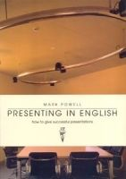 XXL obrazek Heinle ELT PRESENTING IN ENGLISH - POWELL, M.