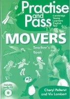 Heinle ELT PRACTISE AND PASS MOVERS TEACHER´S GUIDE WITH AUDIO CD - LAM... cena od 261 Kč