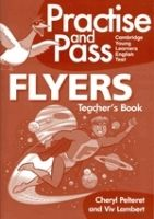 Heinle ELT PRACTISE AND PASS FLYERS TEACHER´S GUIDE WITH AUDIO CD - LAM... cena od 386 Kč
