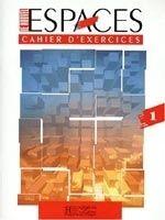 HACH-FLE LE NOUVEL ESPACES 1 CAHIER D´EXERCICES - CAPELLE, G., GIDON,... cena od 297 Kč