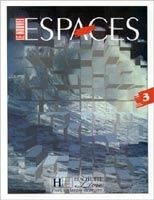 HACH-FLE LE NOUVEL ESPACES 3 LIVRE D´ELEVE - CAPELLE, G., GIDON, N. cena od 590 Kč
