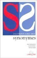 LAROUSSE DES SYNONYMES - DESIRAT, C., GENOUVRIER, E., HORDE,... cena od 727 Kč