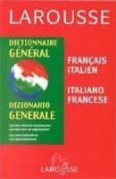 LAROUSSE GENERAL: ITALIEN / FRANCAIS - FRANCAIS / ITALIEN - ... cena od 1185 Kč