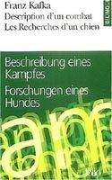 SODIS DESCRIPTION D´UN COMBAT / LES RECHERCHES D´UN CHIEN - KAFKA,... cena od 294 Kč
