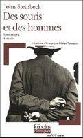 SODIS DES SOURIS ET DES HOMMES - folio+ - STEINBECK, J. cena od 169 Kč