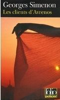 SODIS LES CLIENTS D´AVRENOS - SIMENON, G. cena od 179 Kč