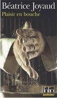 SODIS PLAISIR EN BOUCHE - JOYAUD, B. cena od 180 Kč