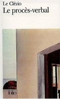 SODIS LE PROCES-VERBAL - LE CLEZIO, cena od 210 Kč
