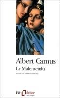 SODIS LE MALENTENDU - CAMUS, A. cena od 129 Kč