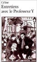 SODIS ENTRETIENS AVEC LE PROFESSEUR Y - CELINE, L., F. D. cena od 113 Kč