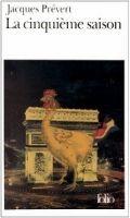 SODIS LA CINQUIEME SAISON - PREVERT, J. cena od 183 Kč