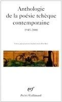 XXL obrazek SODIS ANTHOLOGIE DE LA POESIE TCHEQUE CONTEMPORAINE 1945 - 2000 - ...