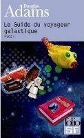 SODIS LE GUIDE DU VOYAGEUR GALACTIQUE - ADAMS, D. cena od 176 Kč
