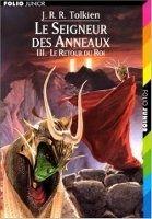 SODIS LE SEIGNEUR ANNEAUX 3 - J. R. R. Tolkien cena od 256 Kč