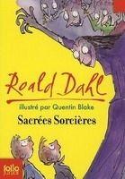 SODIS SACREES SORCIERES - BLAKE, Q. (Illustr. by), DAHL, R. cena od 215 Kč