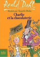 SODIS CHARLIE ET LA CHOCOLATERIE - DAHL, R. cena od 161 Kč