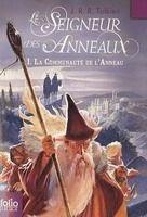 SODIS LE SEIGNEUR ANNEAUX 1 - J. R. R. Tolkien cena od 215 Kč