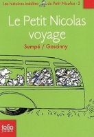 Goscinny Sempé: Petit Nicolas voyage (Histoires inédites du Petit Nicolas #2) cena od 177 Kč