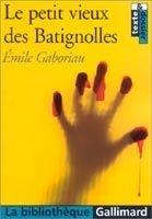 SODIS LE PETIT VIEUX DES BATIGNOLLES - GABORIAU, E. cena od 140 Kč