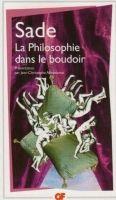Flammarion LA PHILOSOPHIE DANS LE BOUDOIR - DE SADE, M. cena od 188 Kč