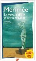 Flammarion LA VENUS D´ILLE - MÉRIMÉE, P. cena od 94 Kč