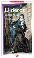 Flammarion LA RELIGIEUSE - DIDEROT, D. cena od 132 Kč