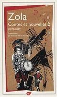 Flammarion CONTES ET NOUVELLES 2 (1875 - 1899) - ZOLA, E. cena od 193 Kč