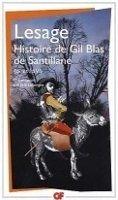 Flammarion HISTOIRE DE GIL BLAS - LESAGE cena od 250 Kč