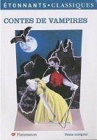 Flammarion CONTES DE VAMPIRES - POLIDORI, J. W. cena od 112 Kč