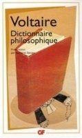 Flammarion DICTIONNAIRE PHILOSOPHIQUE - VOLTAIRE, cena od 238 Kč