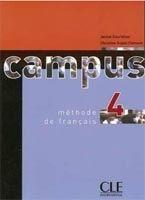 CLE international CAMPUS 4 LIVRE DE L´ELEVE - COURTILLON, J. cena od 373 Kč