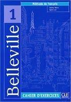 CLE international BELLEVILLE 1 CAHIER D´EXERCICES + CD - LAIR, S., NDATA, A. cena od 192 Kč