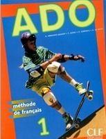 CLE international ADO 1 LIVRE DE L´ELEVE - DAYEZ, Y., DREFF, V. de, SIREJOLS, ... cena od 343 Kč