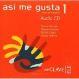 enClave ELE ASI ME GUSTA 1 - AUDIO PARA LA CLASE 1 (A1-A2) - ARBONES, C.... cena od 0 Kč