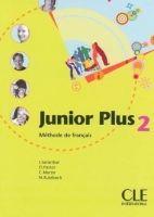 CLE international JUNIOR PLUS 2 Livre de l´Eleve - MARTIN, C., PASTOR, D., SAR... cena od 212 Kč