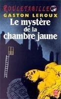 HACH-BEL LE MYSTERE DE LA CHAMBRE JAUNE - LEROUX, G. cena od 132 Kč