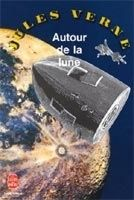 HACH-BEL AUTOUR DE LA LUNE - VERNE, J. cena od 130 Kč