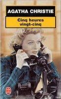 HACH-BEL CINQ HEURES VINGT-CINQ - CHRISTIE, A. cena od 146 Kč
