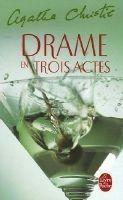 HACH-BEL DRAME EN TROIS ACTES - CHRISTIE, A. cena od 152 Kč