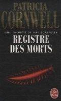 HACH-BEL REGISTRE DES MORTS - CORNWELL, P. cena od 252 Kč