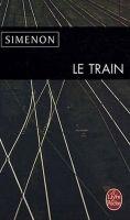 HACH-BEL LE TRAIN - SIMENON, G. cena od 158 Kč