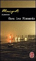 HACH-BEL MAIGRET CHEZ LES FLAMANDS - SIMENON, G. cena od 154 Kč